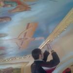restaurare lacas de cult