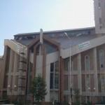 "Montaj,refacere invelitoare Biserica Romano-Catolica ""Sfintii Pentru si Paul"" Bacau"